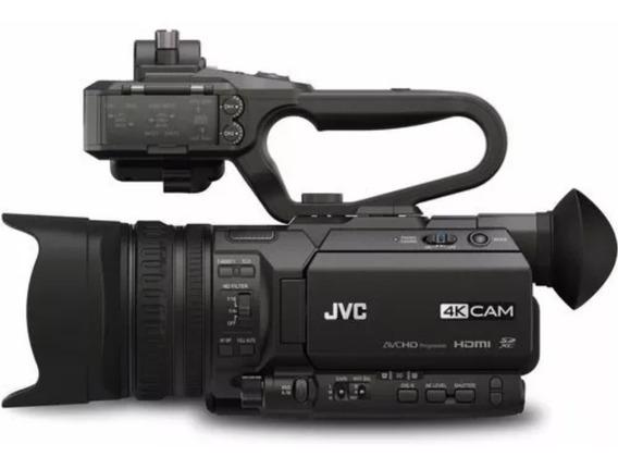 Promoção De Uma Filmadora Cancorder Jvc Gy 170 4k