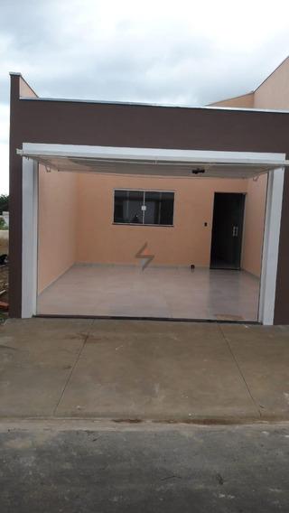 Casa À Venda Em Residencial Irineu Zanetti - Ca001077