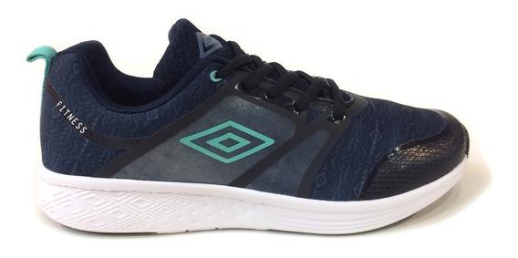 Zapatos Umbro Originales Para Damas - Um16571w - Navy