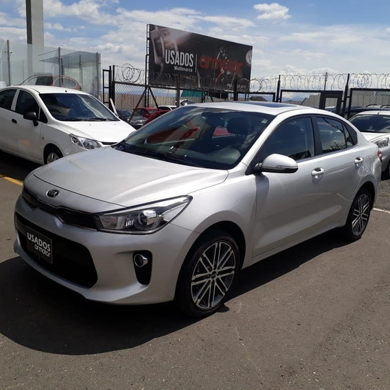 Kia Rio Zenith 2019 Automatico