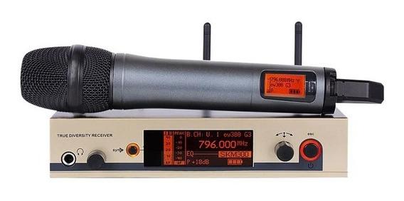 Microfone G3 Topsystem Inspirado Top Marcas Ñ Shure Akg Monitor