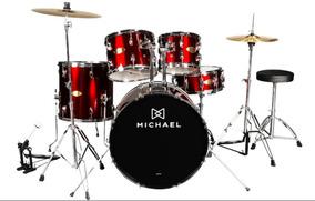 Bateria Michael 22 Dm828 Wr No Mundo Da Música Loja -30% Off
