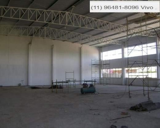 Área Industrial Para Locação Em Campinas, Jardim Do Trevo - Ba0124_2-321364