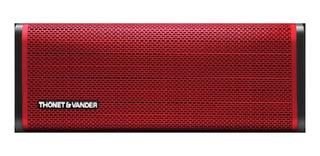 Parlante Bluetooth Portátil Thonet & VanderFrei, Color