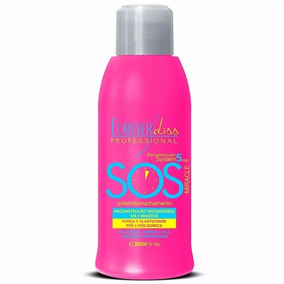 Forever Liss Sos Miracle Antiemborrachamento 300ml