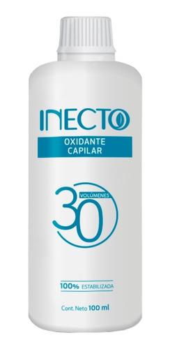 Agua Oxigenada Inecto De 30 Volúmenes X 100ml Mercado Libre