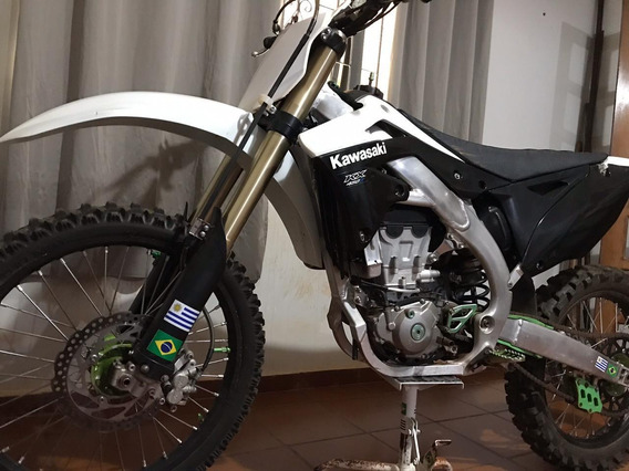 Kawassaki Kx 450f 2015