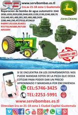 Bombas De Agua Automotrices John Deere Guatemala