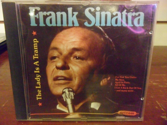 Frank Sinatra The Lady Is A Tramp Cd Europeo Eureka