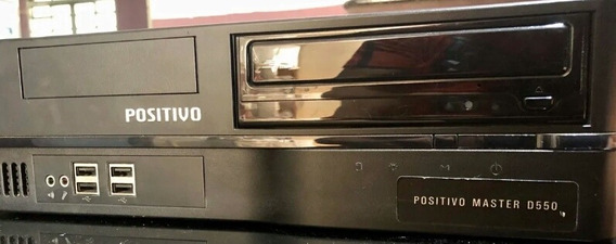 Cpu I7 Positivo D550 Slim (intel 2600)
