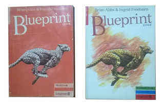 Blueprint One Ingles Dos Libros Estudiante Y Workbook S5
