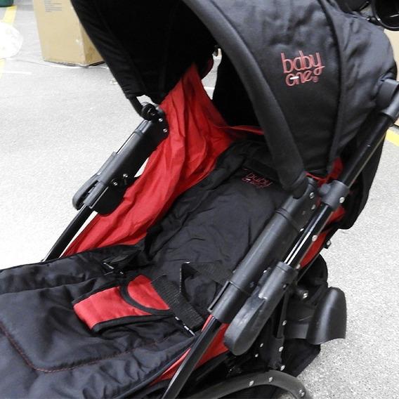 Coche Baby One Travel System Trend Manija Rebatible Bots-011