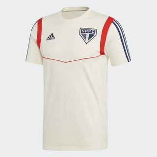 Camiseta adidas Masculina Time São Paulo Fc Original