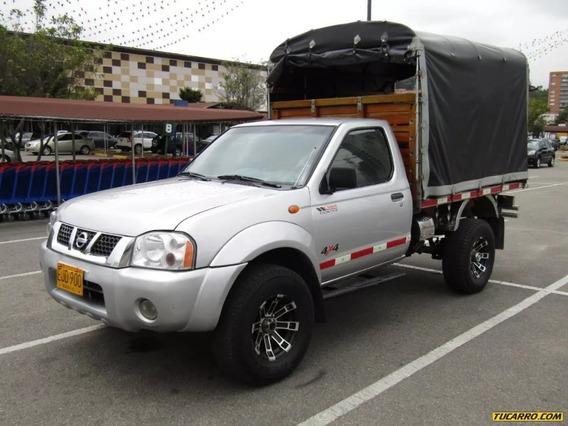 Estacas Nissan Frontier D/22 Mt 3000cc Td