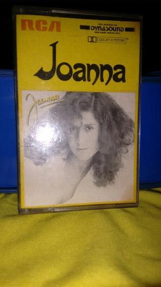 Fita K7 Joanna 1984- Recado