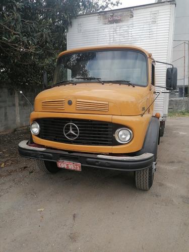 Imagem 1 de 8 de Mercedes Benz 1513
