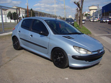 Peugeot 206 2003 1.4 Anticipo $65.000 Y Cuotas Accesibles
