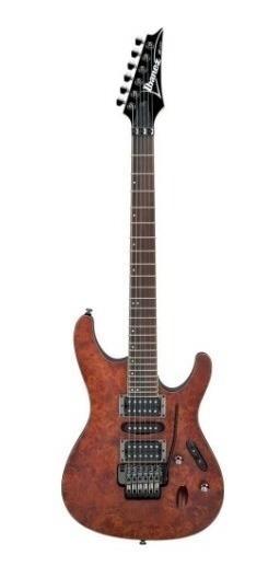 Guitarra Ibanez S770 Pb Cnf Marrom + Nf