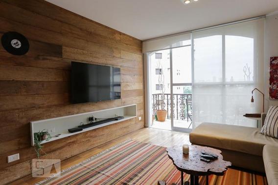 Apartamento No 6º Andar Mobiliado Com 2 Dormitórios E 1 Garagem - Id: 892988494 - 288494