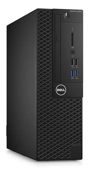 Pc Dell 3050 Ssf I5 8 Gb Ddr4 500 Gb + Ssd 120 Gb Win10