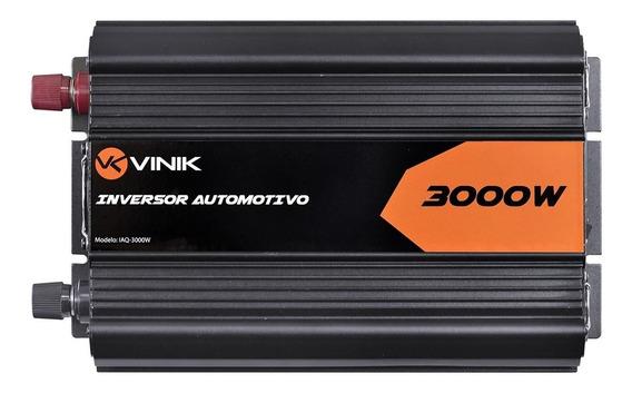 Inversor Automotivo Vinik 3000w 12v 127v Onda Modificada