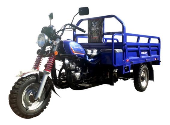 Moto Triciclo Jili Carga 1000 Kilos Bencinero Homologado