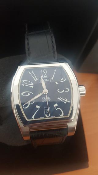 Remate Reloj Oris Tonneau Prácticamente Como Nuevo