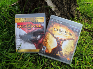 God Of War Ascention / God Of War Iii Ps3. Envío Gratis