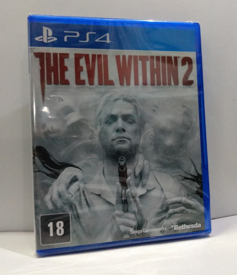 The Evil Within 2 Ps4 Mídia Física Lacrado