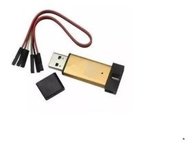 Gravador E Programador St-link V2 Stm8 Stm32 Cor Aleatória