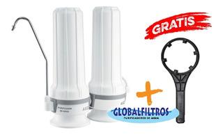 Purificador De Água As2 Hidrofiltros Igual Multi 1500 Hoken