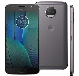 Motorola G5s Plus Dual Dtv Xt1802 32gb 4g Original Vitrine
