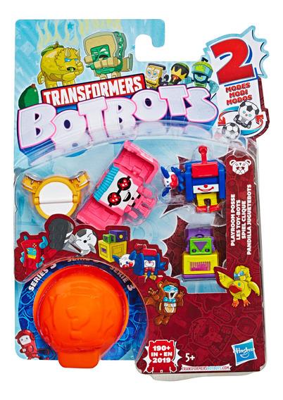 5 Pack Figuras Botbots Transformers Comida