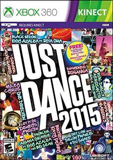 Just Dance 2015 - Xbox 360- Envío Gratis