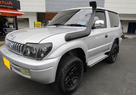 Toyota Prado Sumo - Blindaje 3