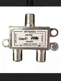Chave Diplexer Kit Com 10