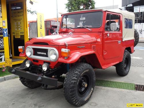 Toyota Fj40 Lkc 3.500cc Mt