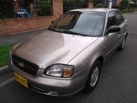 Chevrolet Esteem Gl 1300 Mt Modelo 2002