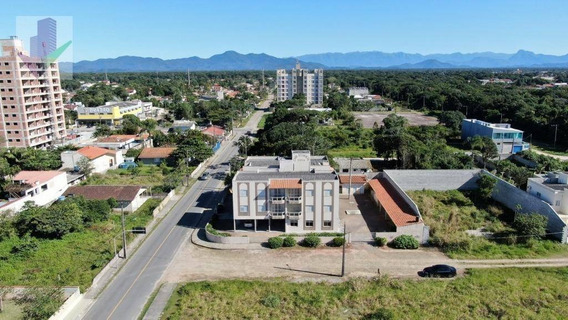 Apartamento Com 3 Dormitórios À Venda, 84 M² Por R$ 325.000,00 - Jardim Da Barra - Itapoá/sc - Ap0061