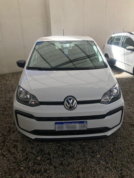 Vw Up! Take 5p Impecable Sin Uso Romera Hnos 1º Selección