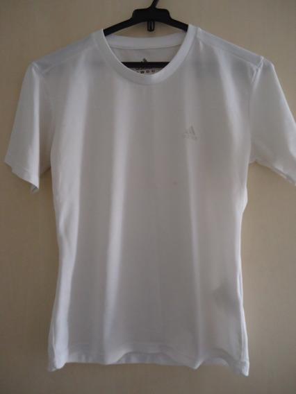 Blusa Camiseta Feminina Manga Curta adidas P Usada