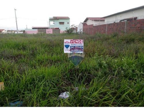 Terreno À Venda, 200 M² - Centro - São José De Mipibu/rn - Te0037