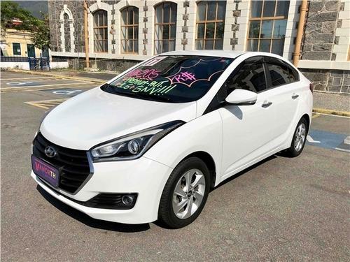 Imagem 1 de 14 de Hyundai Hb20s 1.6 Premium 16v Flex 4p Automático