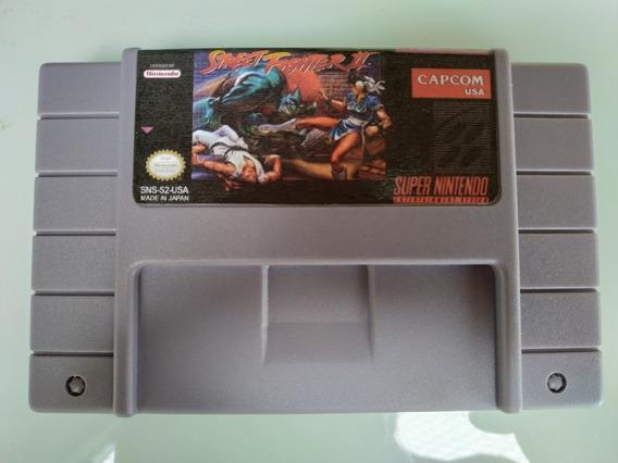 Street Fighter 2 Português Super Nintendo Snes