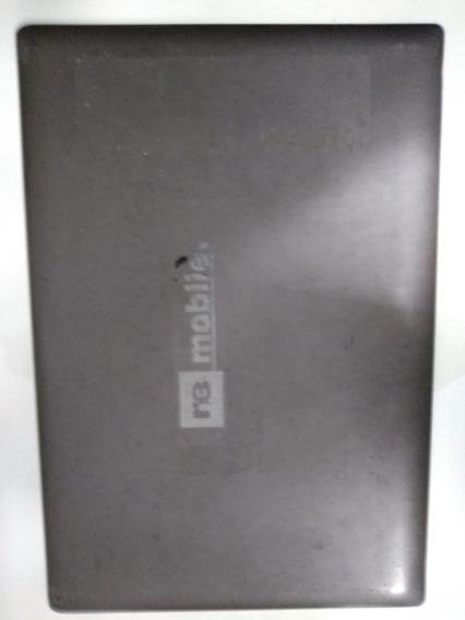 Carcaca Completa 4 Pecas Notebook N3 Mobile