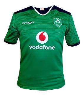 Camiseta De Rugby Irlanda 2020 Niños Imago
