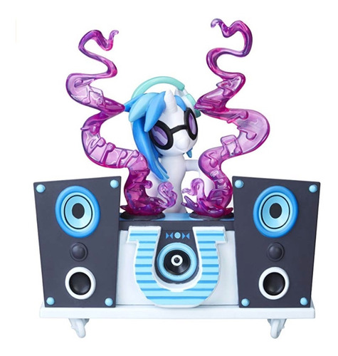 Dj Pon-3 Guardians Of Harmony Fan Series My Little Pony
