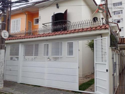 Sobrado Para Alugar, 220 M² Por R$ 6.000,00/mês - Vila Mariana - São Paulo/sp - So4179