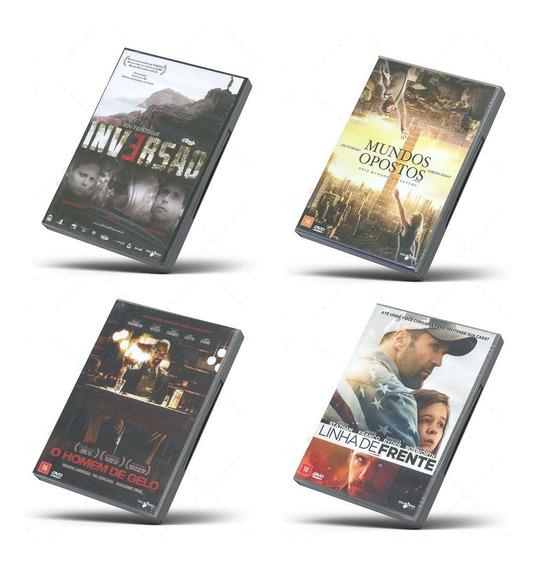 Dvd Original Lacrado 20 Filmes A Escolha + 200 Disponíveis