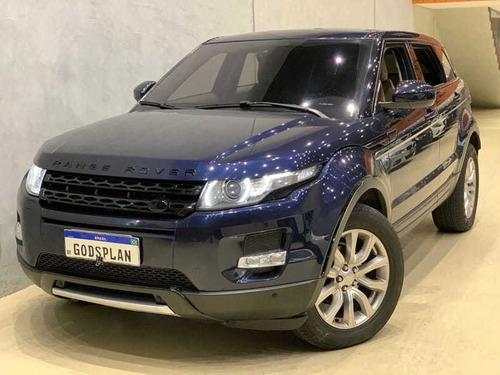 Imagem 1 de 10 de Range Rover Evoque 2.0 Pure 4wd 16v Gasolina 4p Aut 201